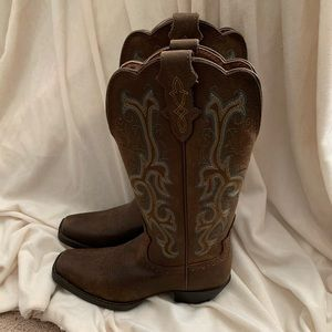 Women's Justin cowgirl boots